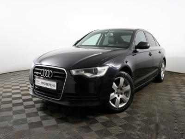 Купить Audi A6 2013г. с пробегом