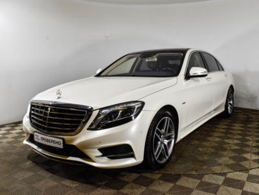 Купить Mercedes S-Класс 2013г. с пробегом