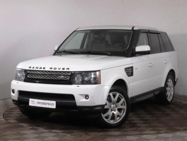 Купить Land Rover Range Rover Sport 2012г. с пробегом