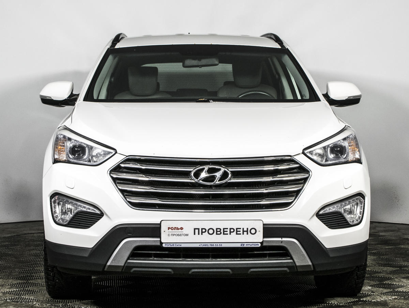 Hyundai Santa Fe  2.2 с пробегом - 2