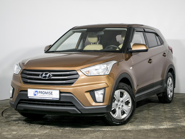 Hyundai Creta  1.6 с пробегом - 1