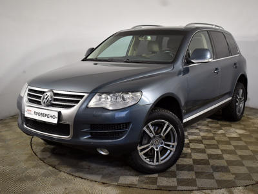 Купить Volkswagen Touareg 2010г. с пробегом