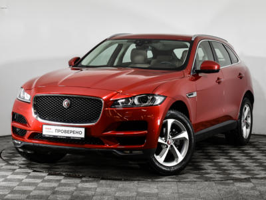 Купить Jaguar F-Pace 2018г. с пробегом