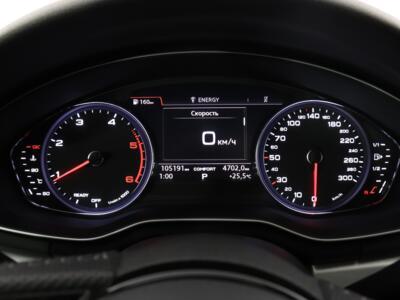 Купить Audi A5 2017г. с пробегом
