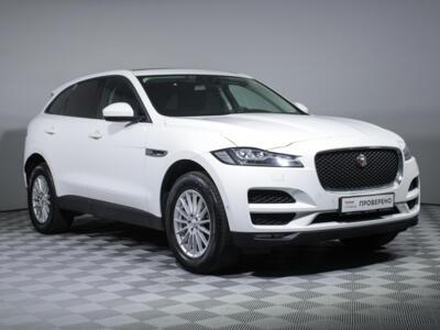 Купить Jaguar F-Pace 2016г. с пробегом