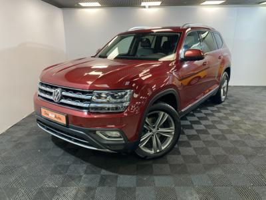 Купить Volkswagen Teramont 2018г. с пробегом