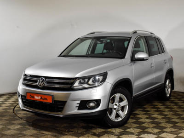 Купить Volkswagen Tiguan 2012г. с пробегом