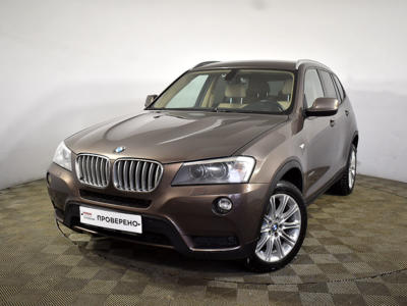 Купить BMW X3 2010г. с пробегом