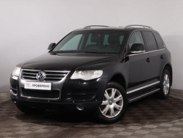 Купить Volkswagen Touareg 2008г. с пробегом