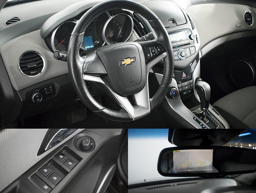 Chevrolet Cruze  1.8 с пробегом - 11
