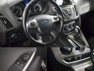 Ford Focus  2.0 с пробегом - 13