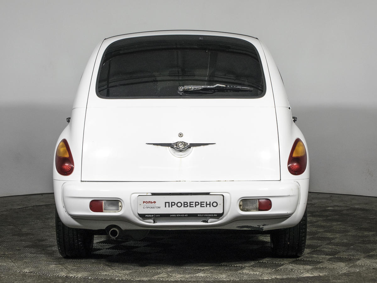 Chrysler PT Cruiser  2.4 с пробегом - 6