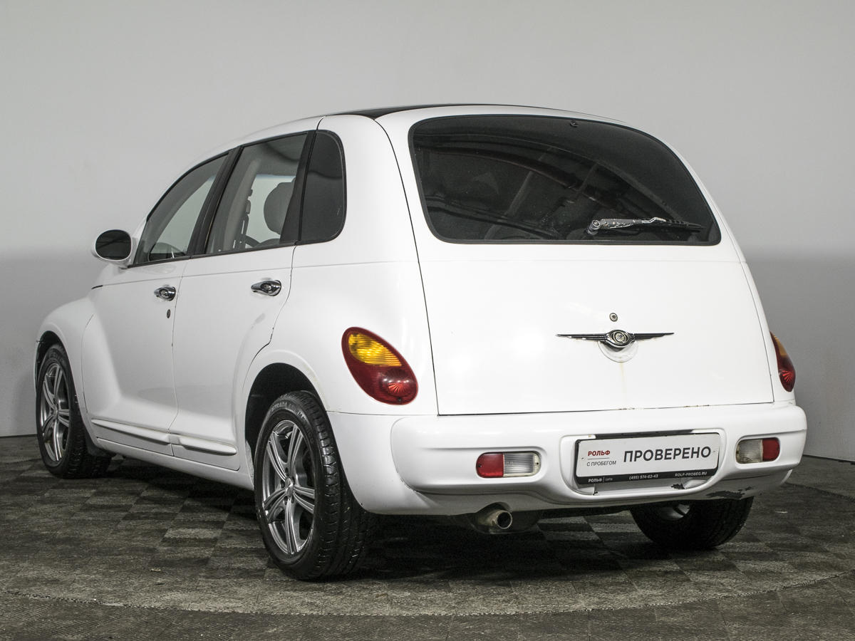 Chrysler PT Cruiser  2.4 с пробегом - 7