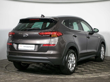 Hyundai Tucson  2.0 с пробегом - 5