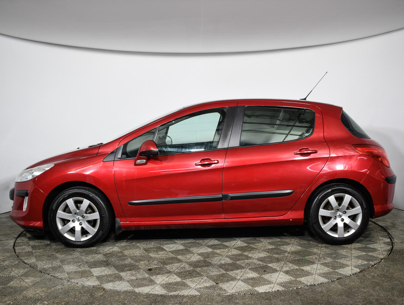 Peugeot 308  1.6 с пробегом - 8