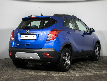 Opel Mokka  1.8 с пробегом - 7