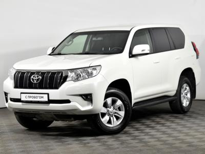 Lexus Land Cruiser Prado