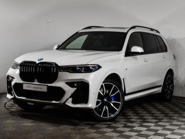 Купить BMW X7 2019г. с пробегом