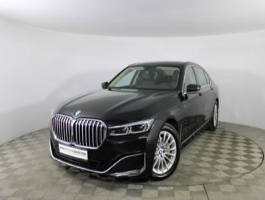 Купить BMW 7 серии 2020г. с пробегом