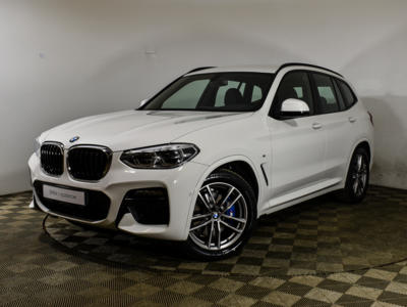 Купить BMW X3 2020г. с пробегом