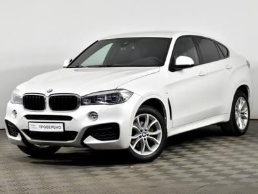 Купить BMW X6 2018г. с пробегом