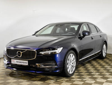 Купить Volvo S90 2019г. с пробегом