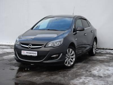 Купить Opel Astra 2013г. с пробегом