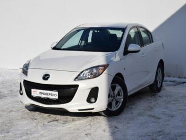 Купить Mazda 3 2013г. с пробегом