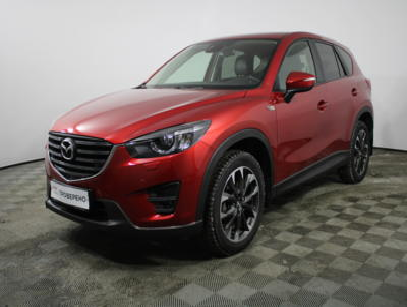 Купить Mazda CX-5 2017г. с пробегом