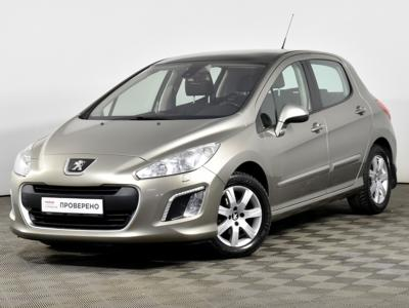 Купить Peugeot 308 2012г. с пробегом