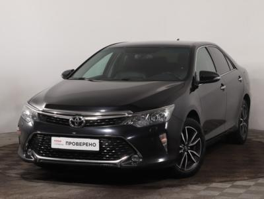 Купить Toyota Camry 2017г. с пробегом