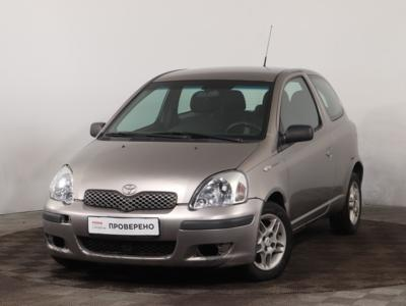 Купить Toyota Yaris 2003г. с пробегом