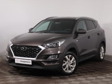 Купить Hyundai Tucson 2018г. с пробегом