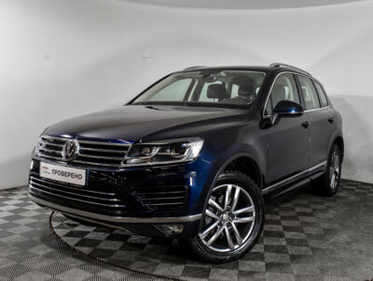 Купить Volkswagen Touareg 2017г. с пробегом