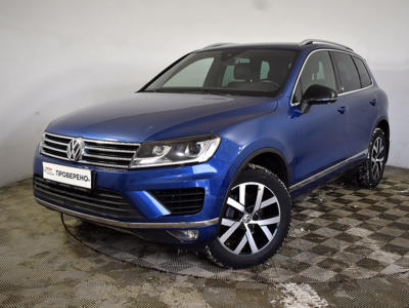 Купить Volkswagen Touareg 2018г. с пробегом